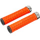 NS Bikes Hold Fast Bike Grips orange